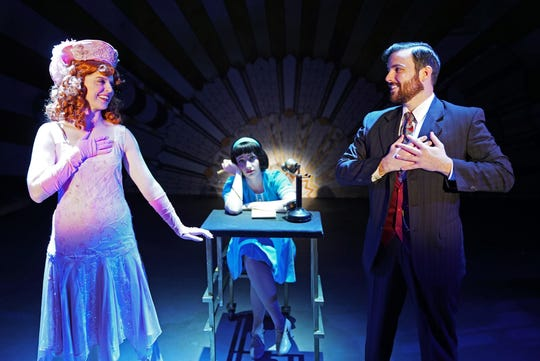 """Thoroughly Modern Millie"" will be at the Titusville Playhouse through April 28."