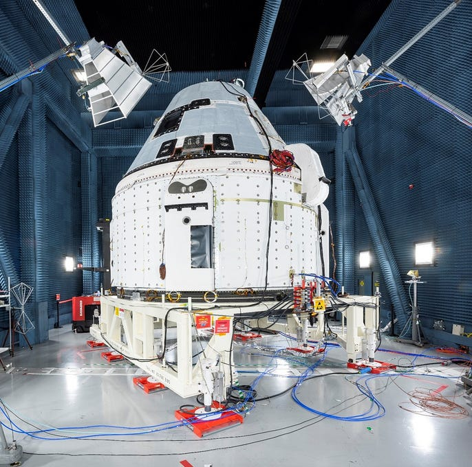 Boeing delays test flights of Starliner crew capsule from Cape Canaveral