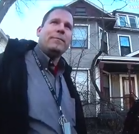 Body camera video shows Secret Service agent say, 'You have no rights until you're 18'