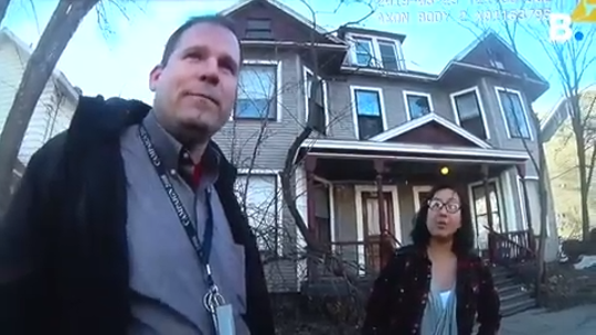 Burlington police released body cam footage of their response to an interaction between Secret Service agents and a minor on March 25, 2019.