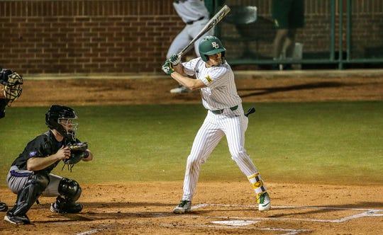 Waco Run - Baseball v Holy Cross - 2/15/19