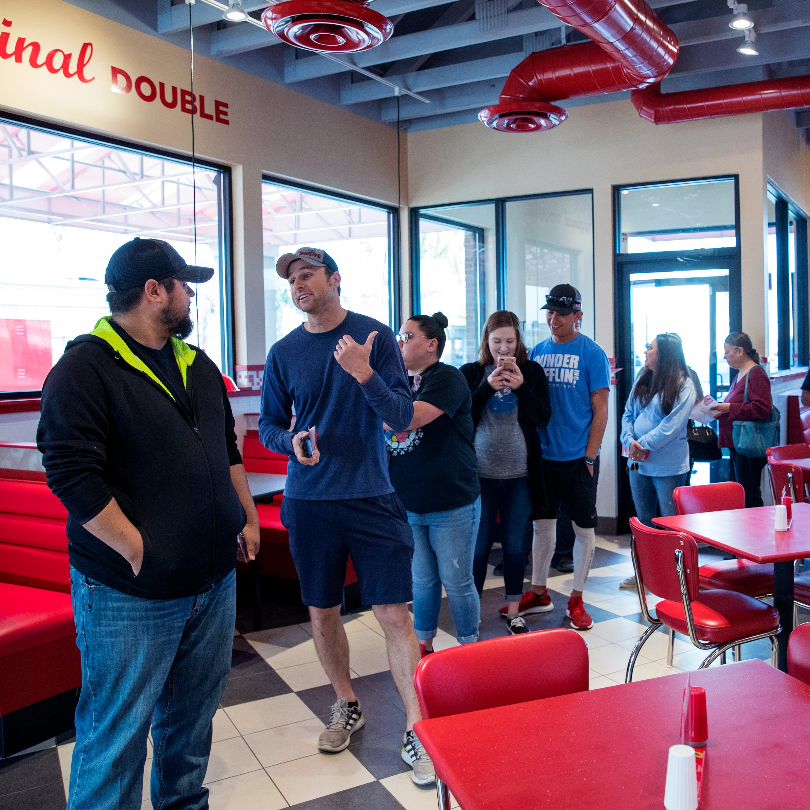 Freddy's finally opens in Corpus Christi