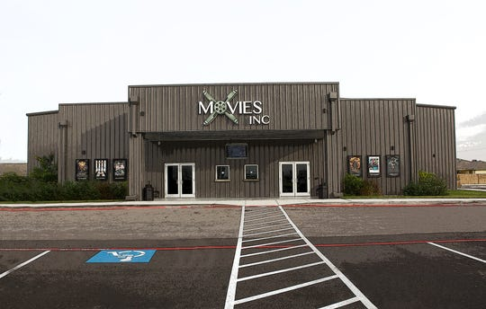 The Farnsworth opened Movies Inc. in Calallen in May 2014.