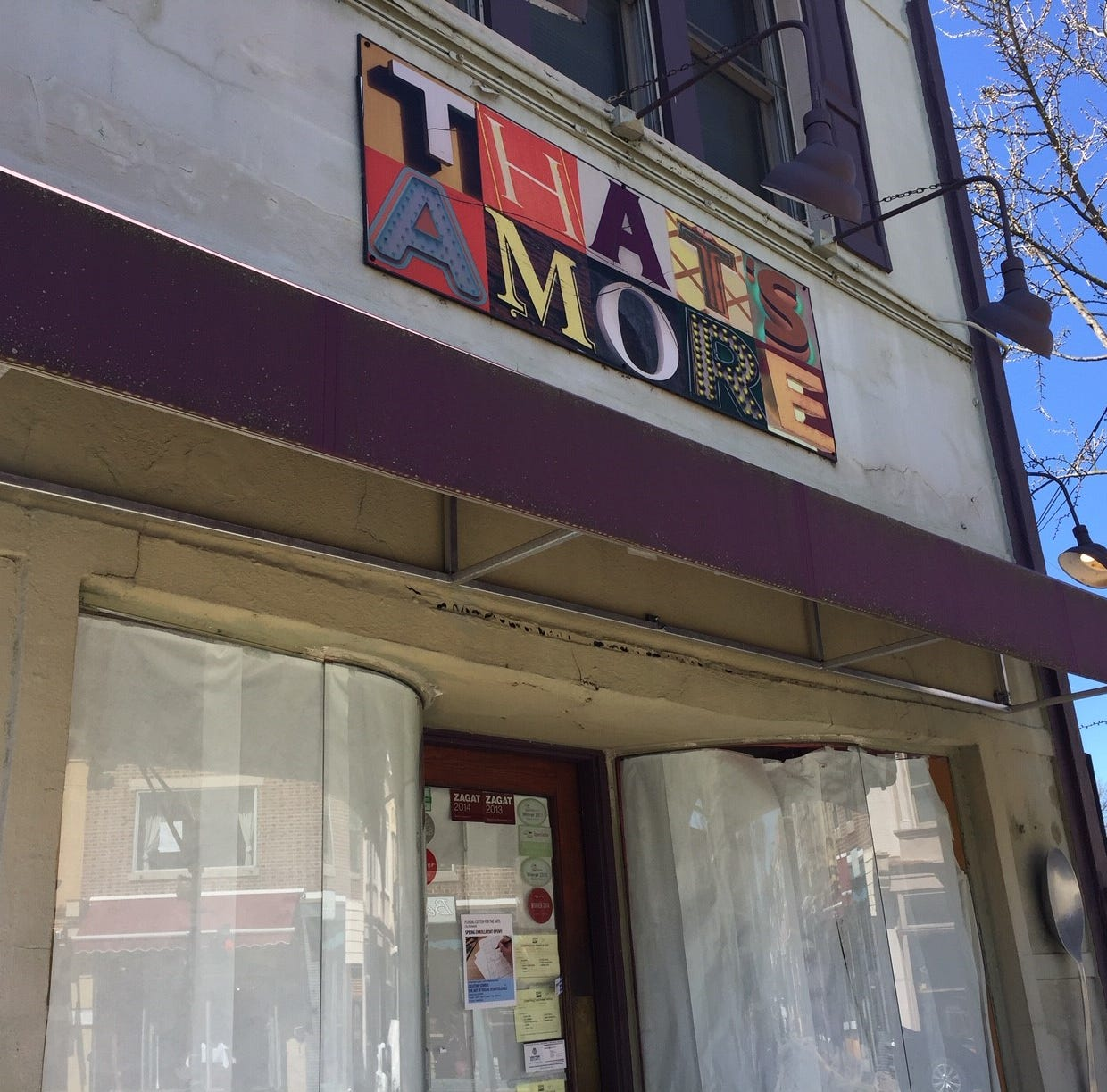 More to love: That's Amore to open second location in Merchantville