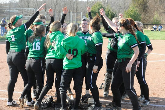 Huntington is 4-3 in the SVC so far and finished second in the league last year with an 11-3 league record.