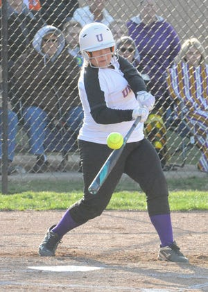 Unioto softball stayed perfect with a win over Zane Trace on Wednesday.