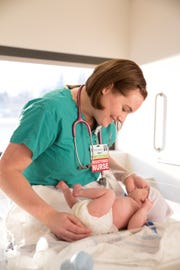 Your birthing team will do everything possible to honor your wishes during labor.
