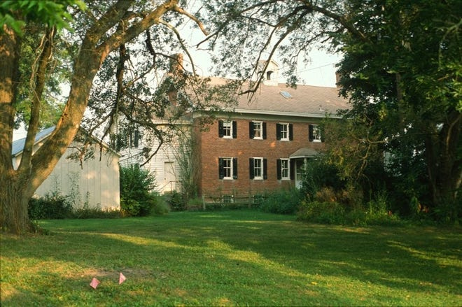 Tours are available at the Shaker Settlement.