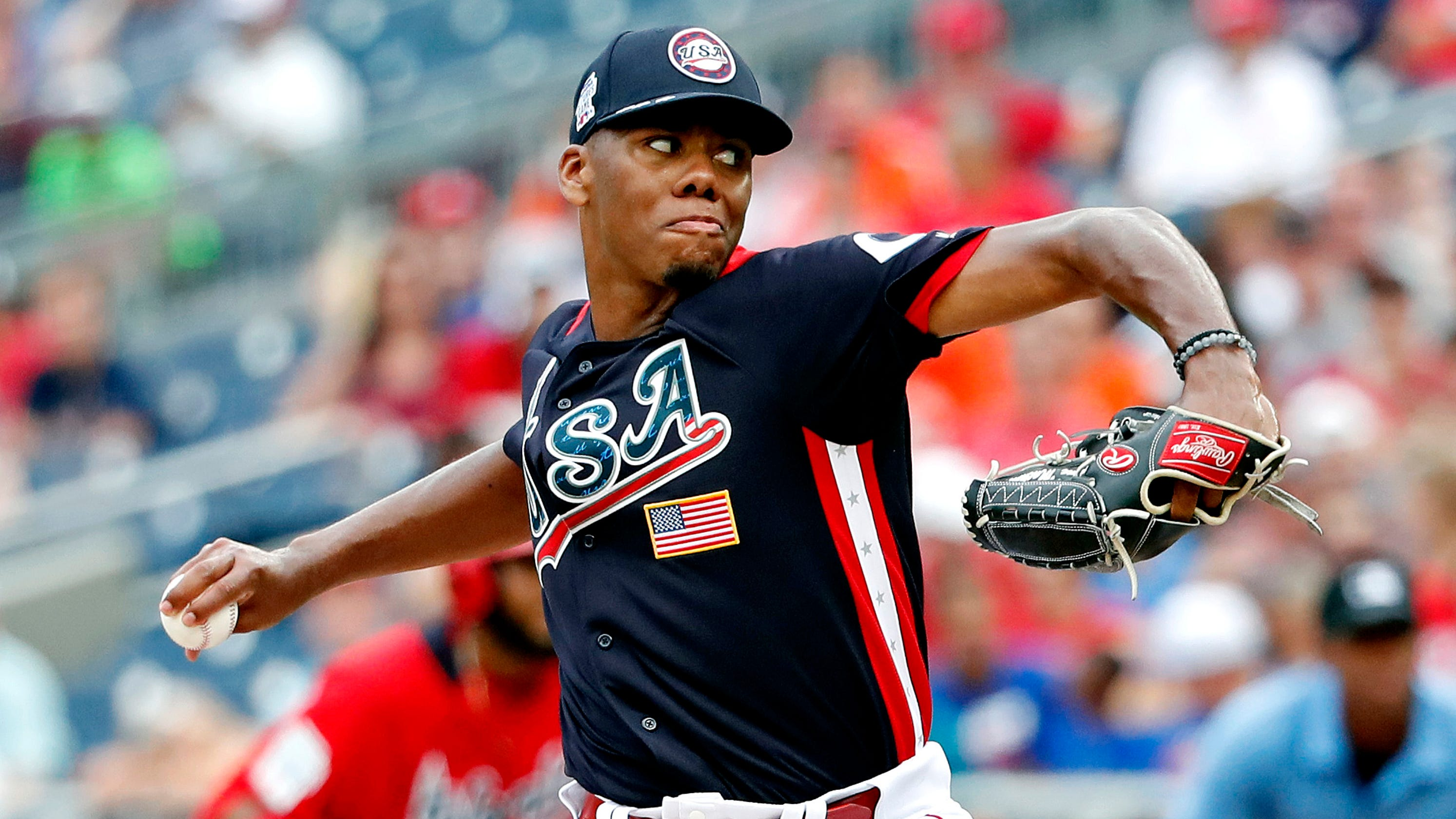 05313a366 Cincinnati Reds top pitching prospect Hunter Greene to have Tommy John  surgery next week