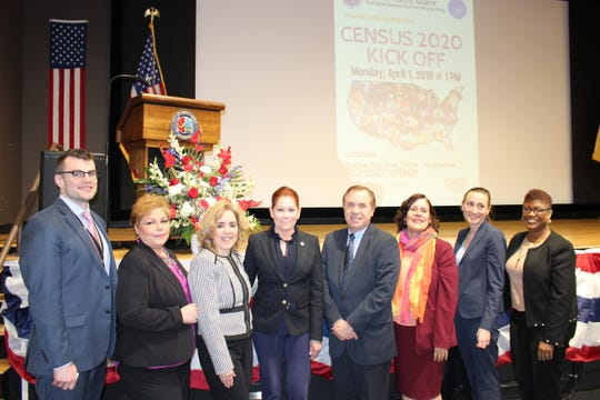 Perth Amboy held a Census 2020 Kick Off on Monday.