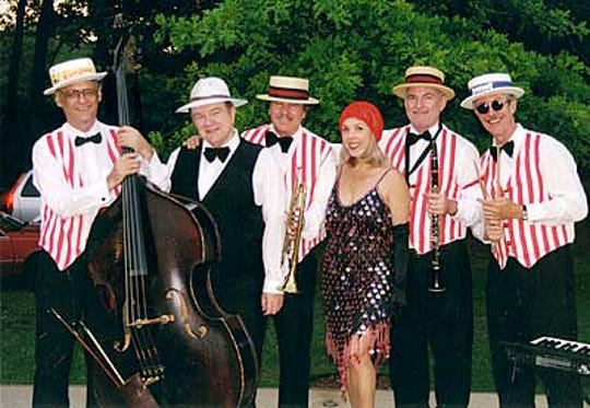 Linda Ipanema and the Dixie Cats.