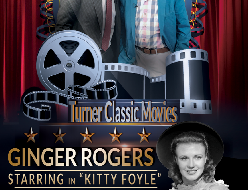 The Turner Classic Movies promotional poster for the April 19 appearance of Moe Resner, 88, of Edison.