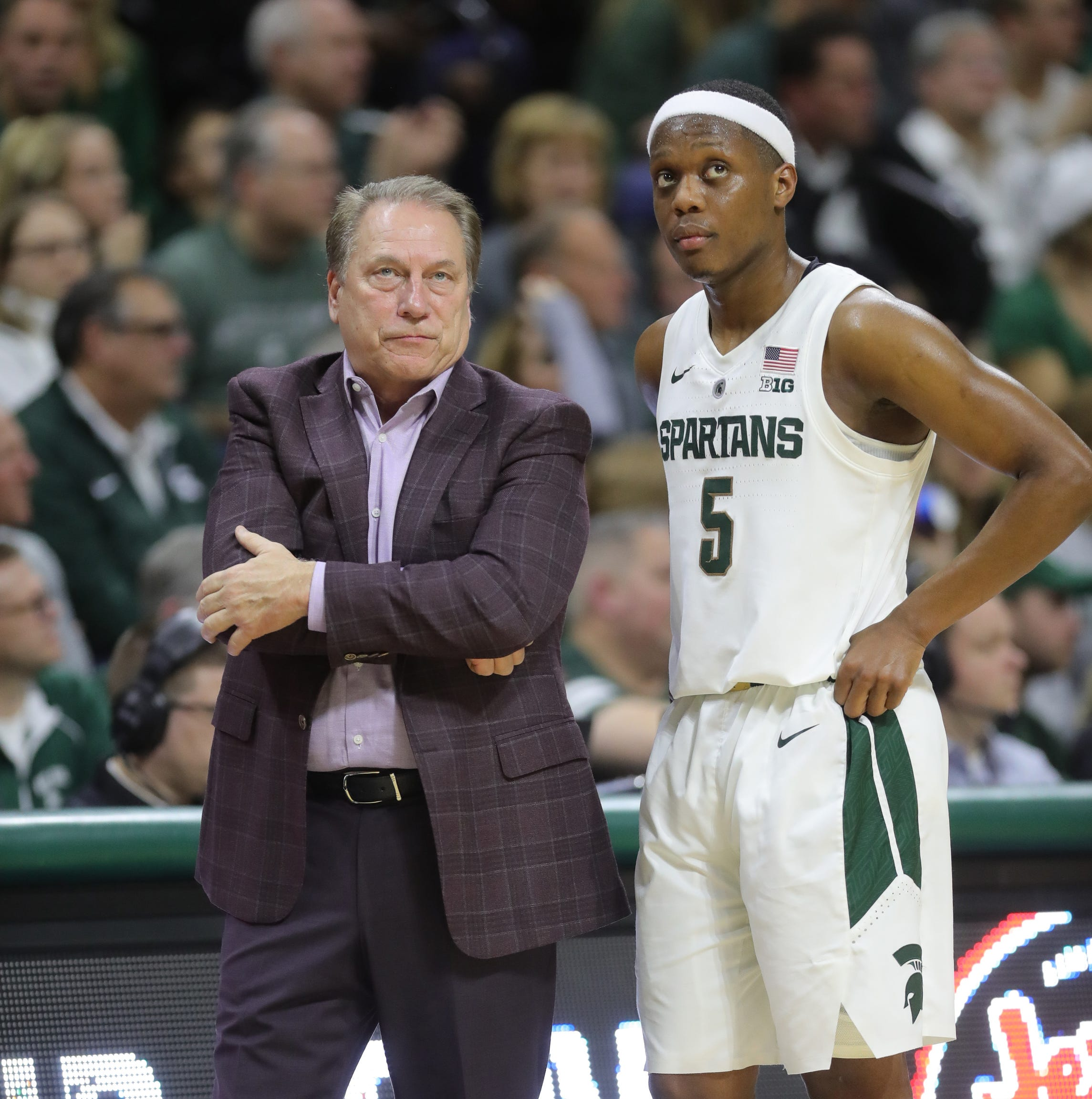 Michigan State basketball the favorite to win national title in 2019-20