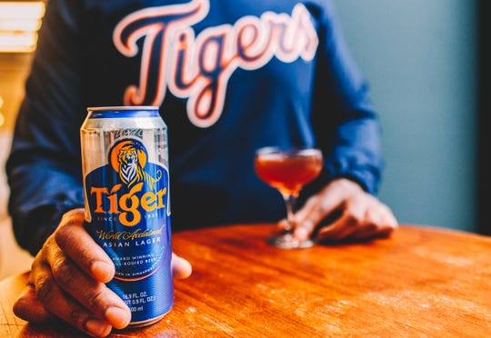 Tiger Lager tallboys will sell for $2 Thursday at Fort Street Galley.