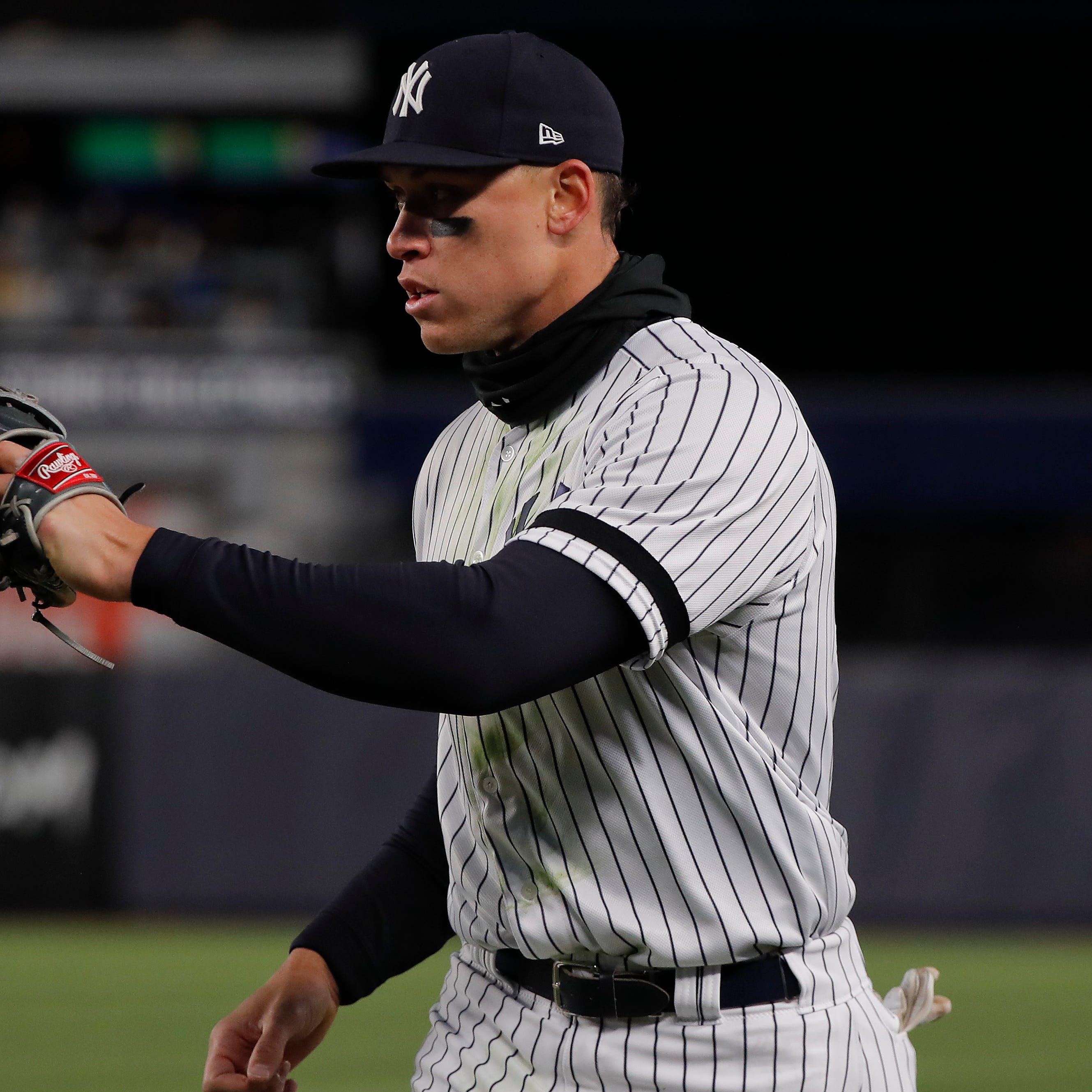Detroit Tigers had the big hit they needed. Then Yankees' Aaron Judge stole it