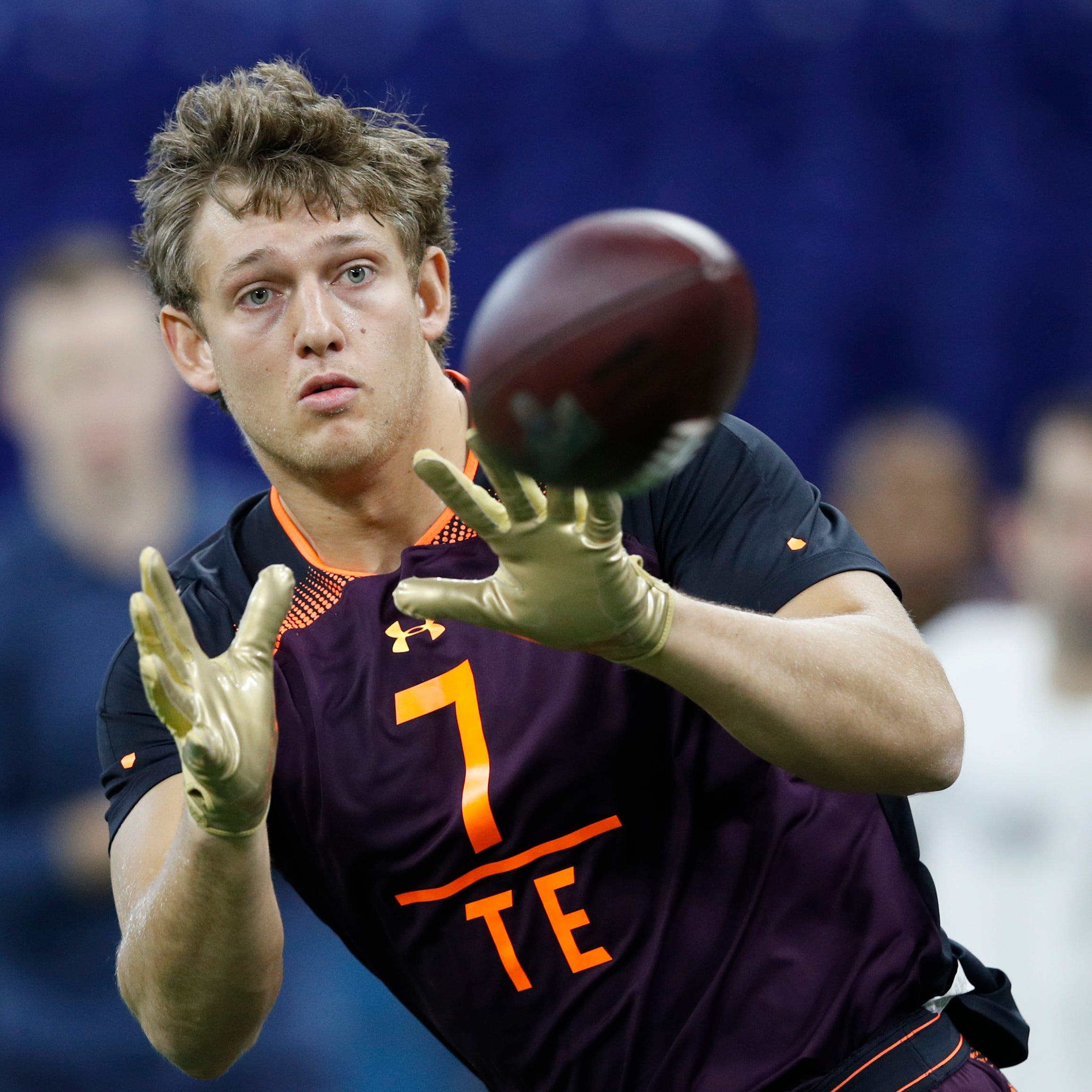 Here's why Detroit Lions would be making a mistake drafting TE at No. 8