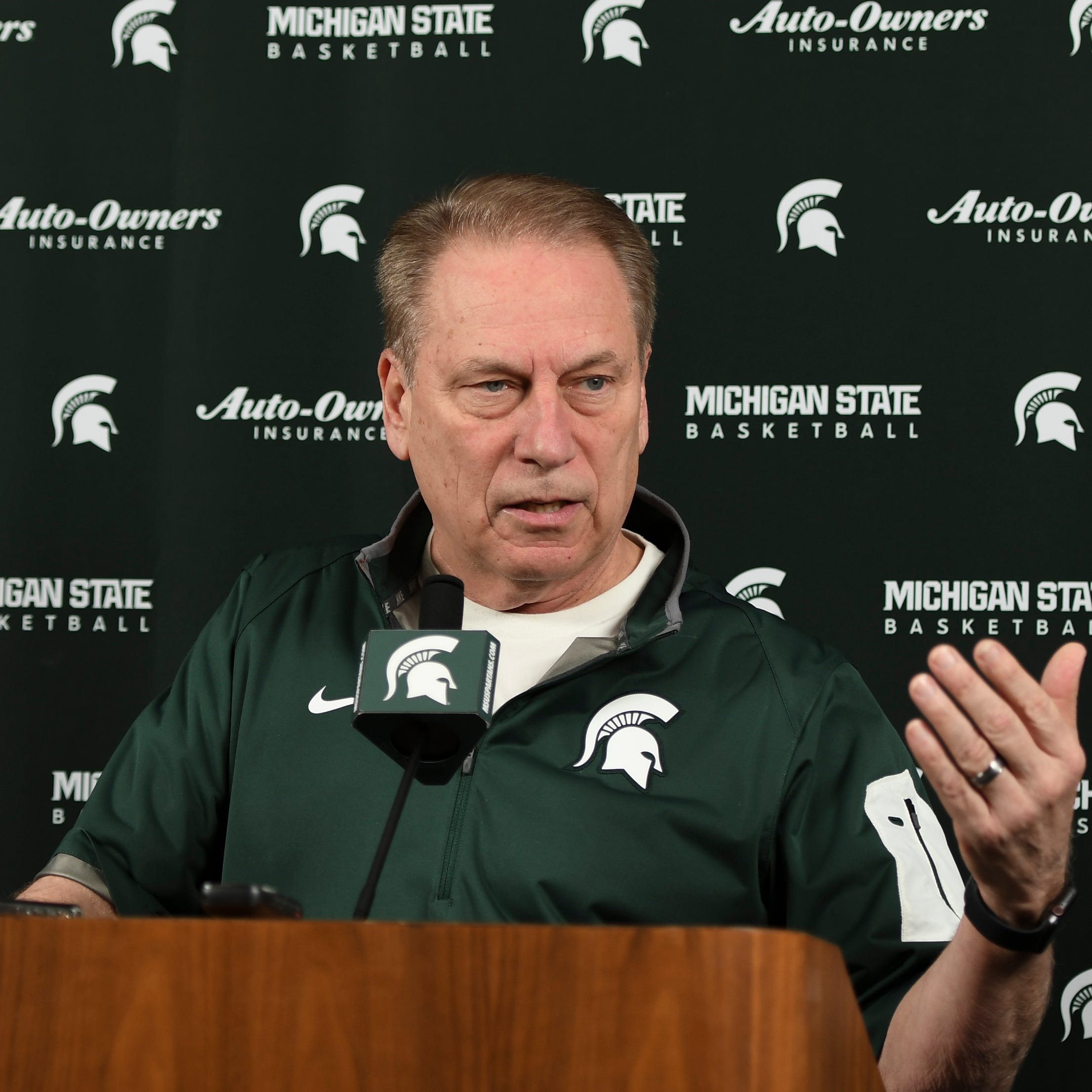 What Michigan State's Tom Izzo said about Final Four preparations