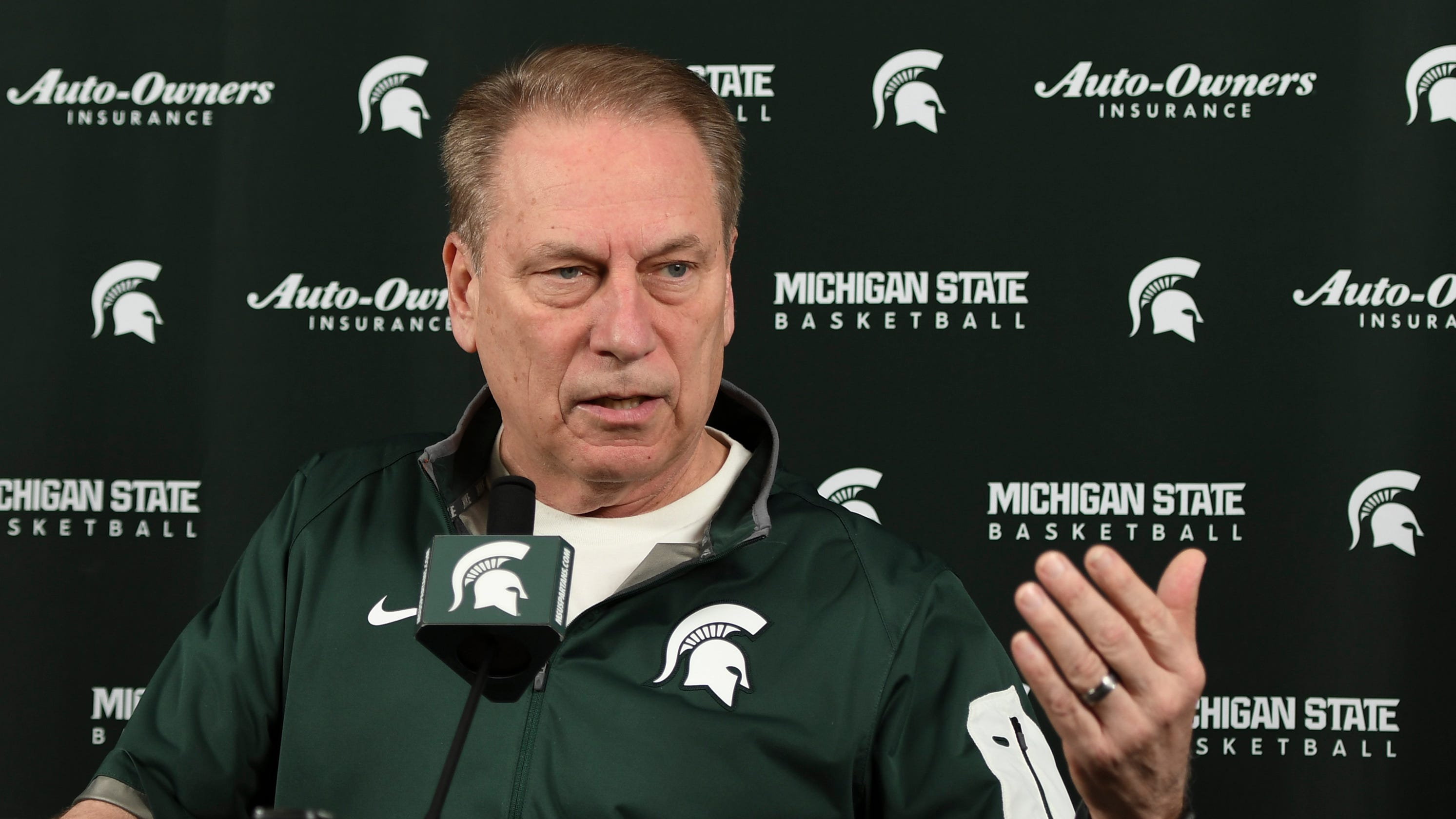 b9973d3966b What Michigan State s Tom Izzo said about Final Four preparations