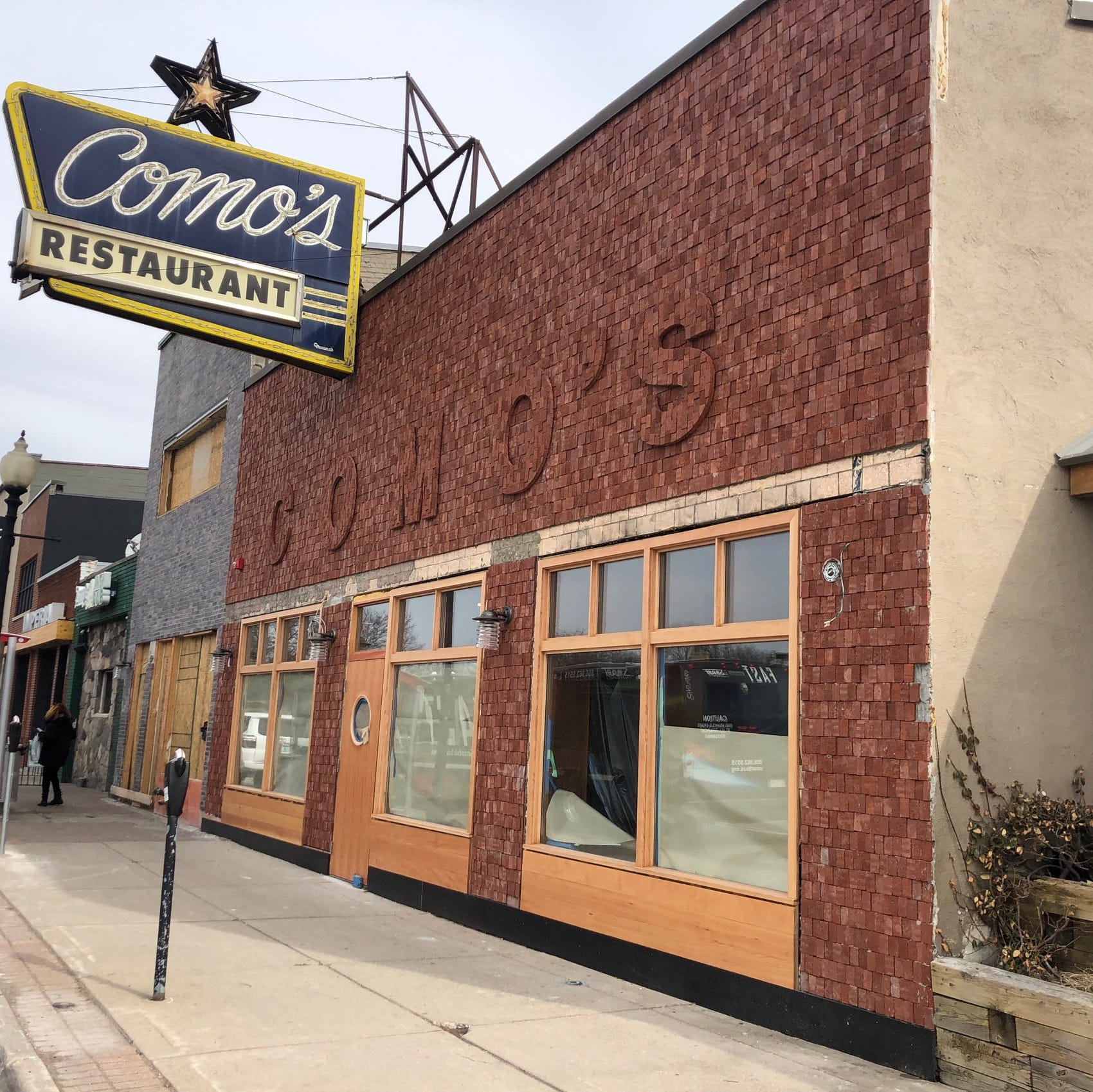 Como's in Ferndale shoots for May 6 reopening with Detroit-style deep dish pizza