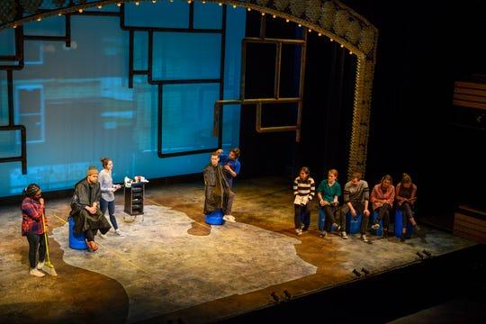 """Flint"" by U-M drama professor José Casas will debut April 4 at the university's Arthur Miller Theatre."