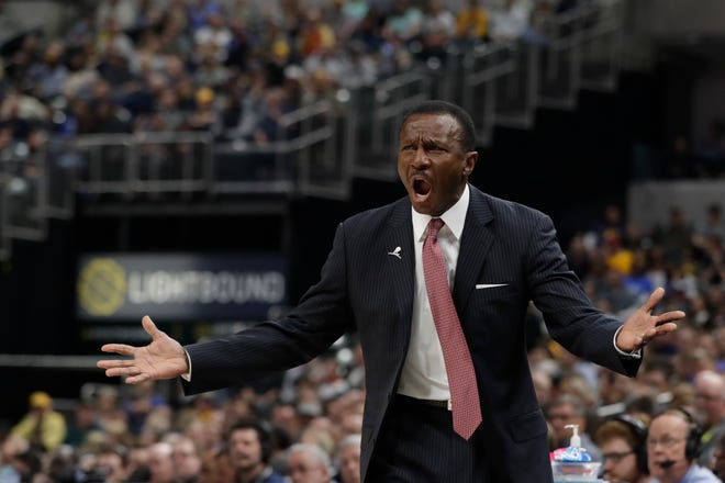 Detroit Pistons head coach Dwane Casey's team is coming down to the wire in its bid to make the playoffs.