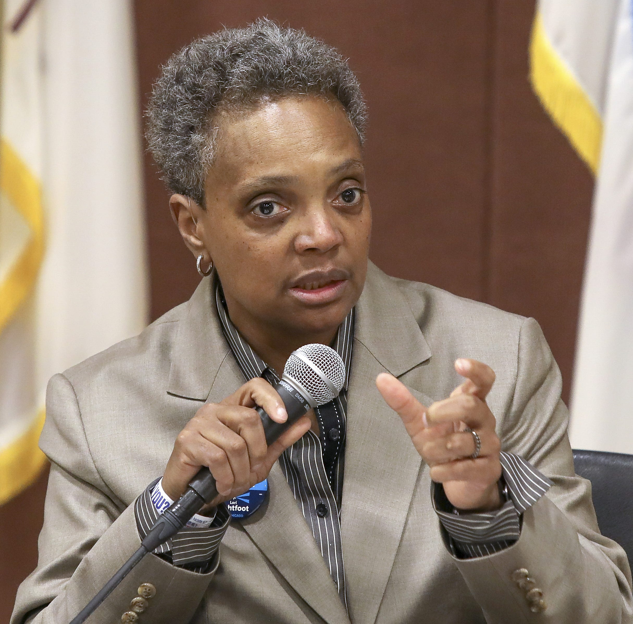 UM alum Lightfoot to be Chicago's 1st black female mayor
