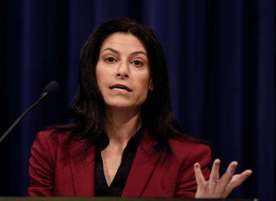 Michigan Attorney General Dana Nessel.