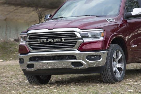 The 2019 Ram 1500 Laramie