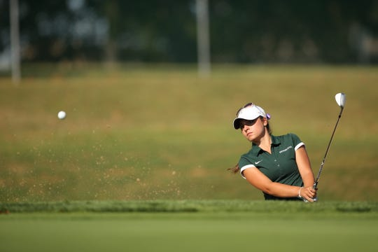 Michigan State junior Allyson Geer-Park will play in the inaugural Augusta National Women's Amateur.