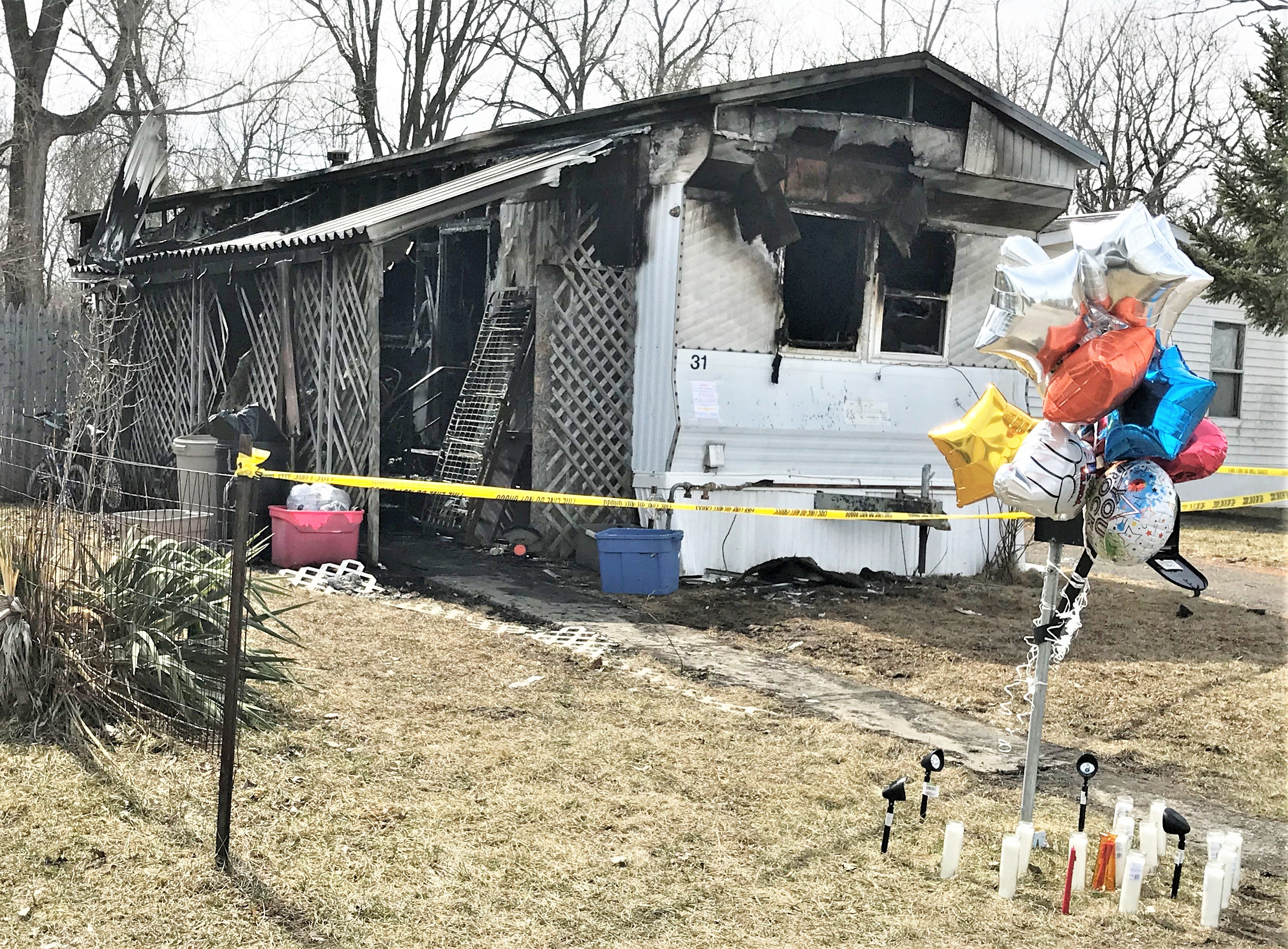 Investigators determine cause of fatal Horseheads trailer fire