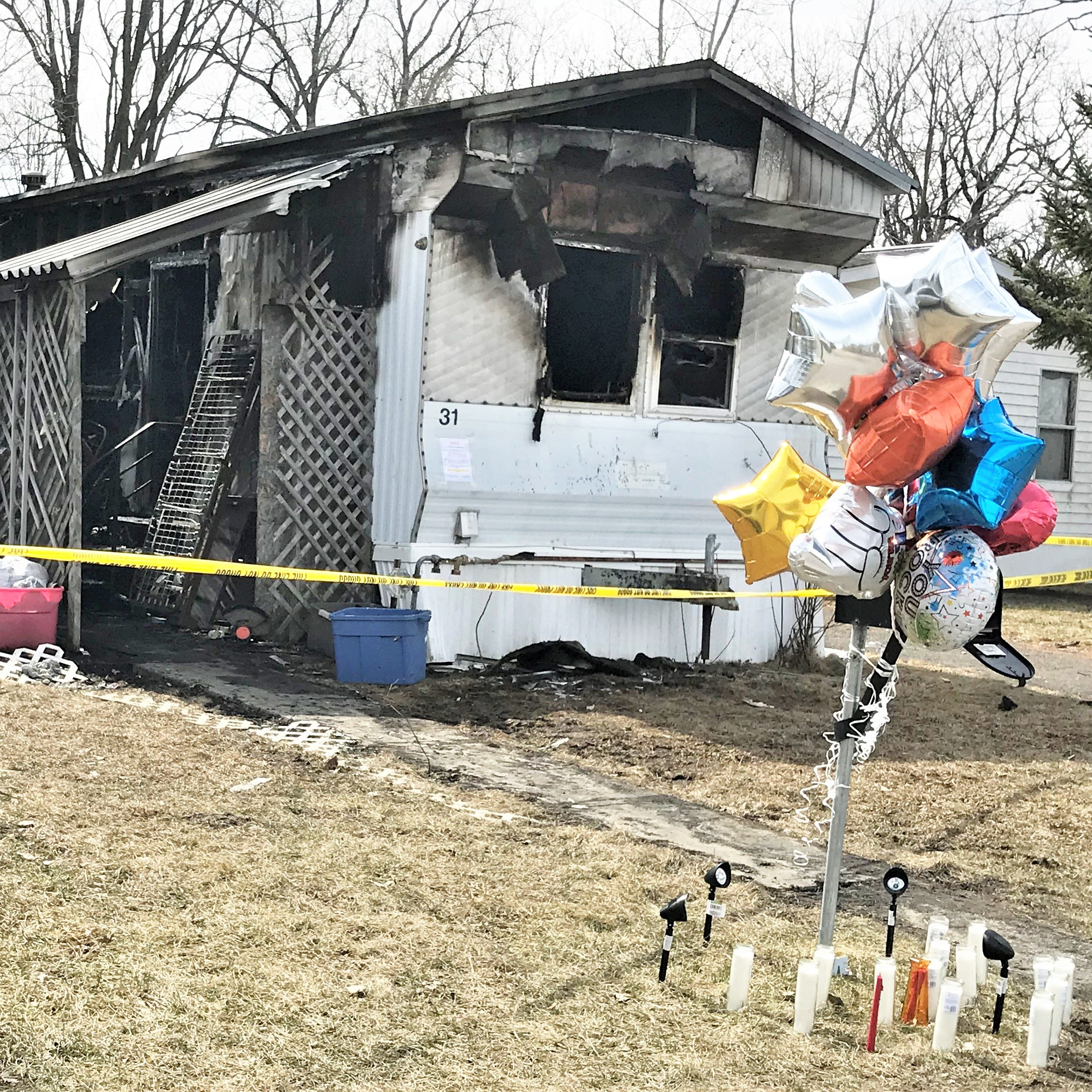State police ID victim of Monday's Horseheads trailer fire