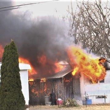 Investigators: Fatal Horseheads fire not suspicious