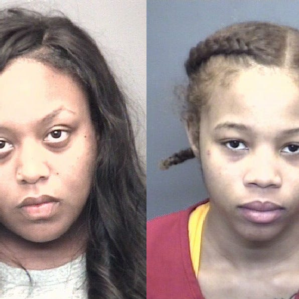 EPD: 2 women arrested in tire iron fight