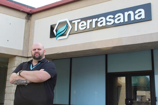 Dan Stotridge, general manager of Terrasana, said the store will open at the Applewood Village Plaza on East State Street in Fremont on April 17.