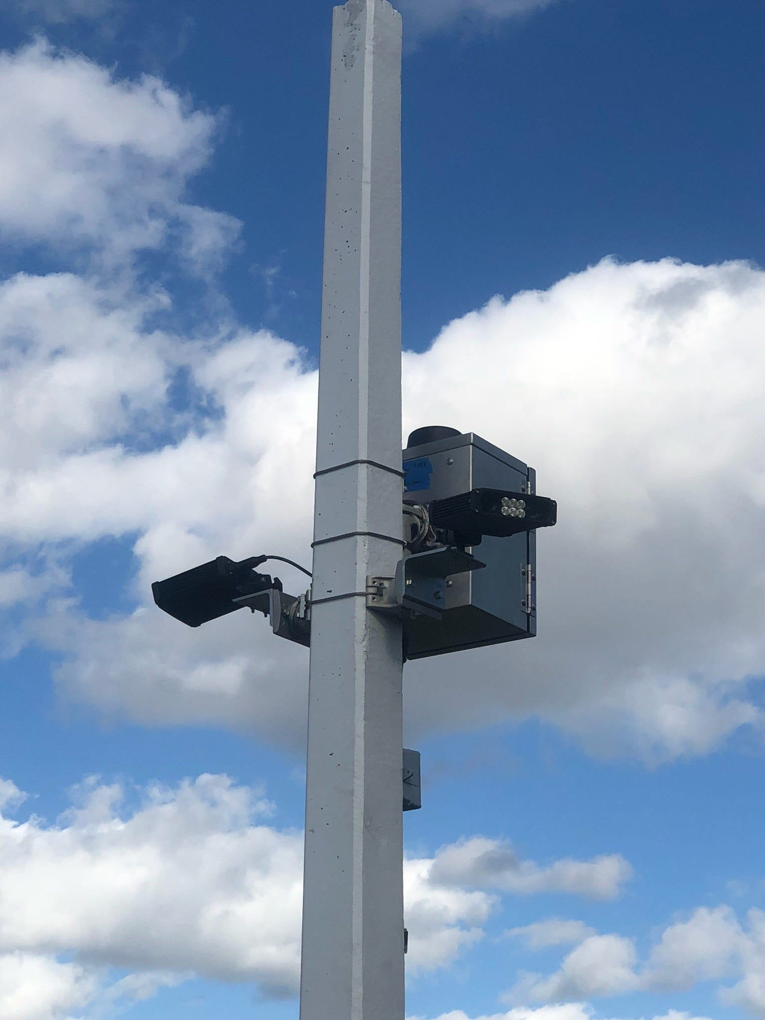 Marco Island installs automatic license plate readers by Jolley, Goodland bridges 2
