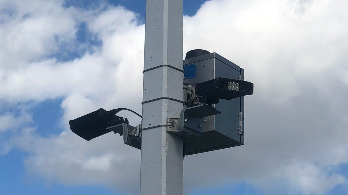 Marco Island installs automatic license plate readers by Jolley, Goodland bridges 1