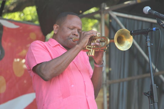 """New Orleans trumpeter Leroy Jones is the subject of the documentary """"A Man and His Trumpet: The Leroy Jones Story."""""""