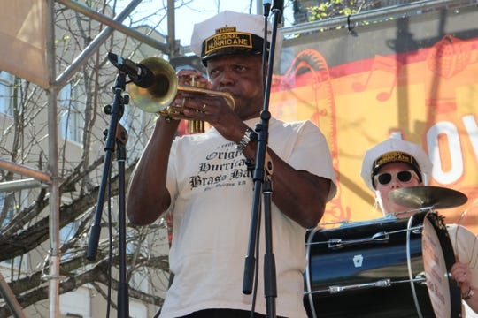 "New Orleans trumpeter Leroy Jones is the subject of the documentary ""A Man and His Trumpet: The Leroy Jones Story."""