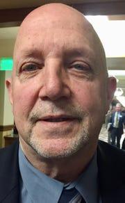 Tom Tucker, executive secretary, Montana Board of Horse Racing