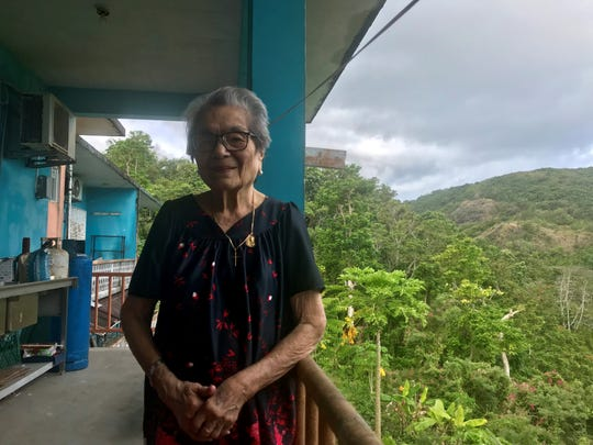 Lucia McDonald, 92, lived through the Japanese occupation of Guam and recalls violence from both Japanese soldiers and CHamoru Saipanese interpreters.
