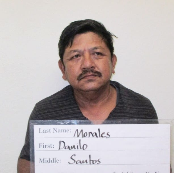 Danilo Morales gets 20 years for sexual assault of then-4-year-old girl