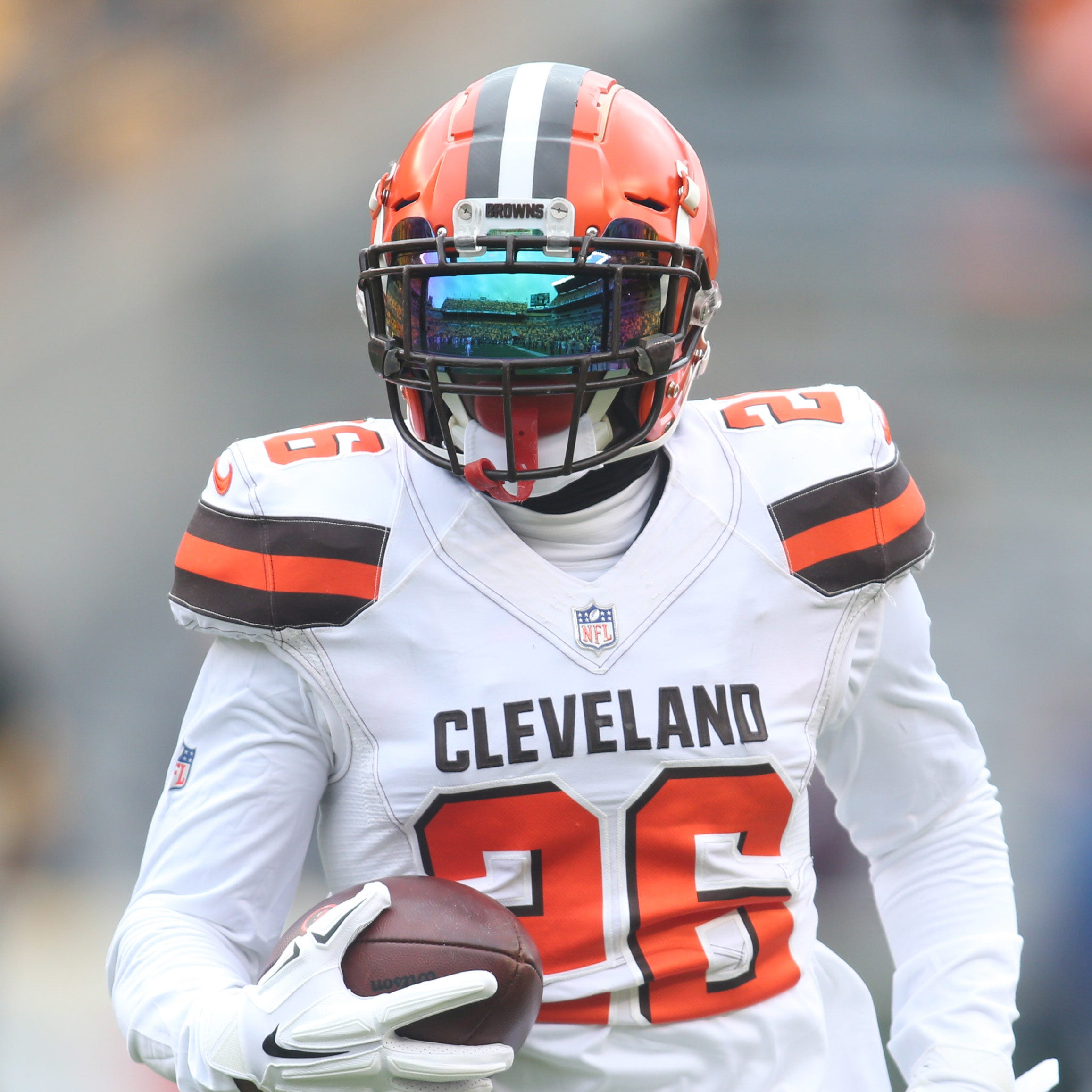 Colts add depth at safety in former Brown Derrick Kindred