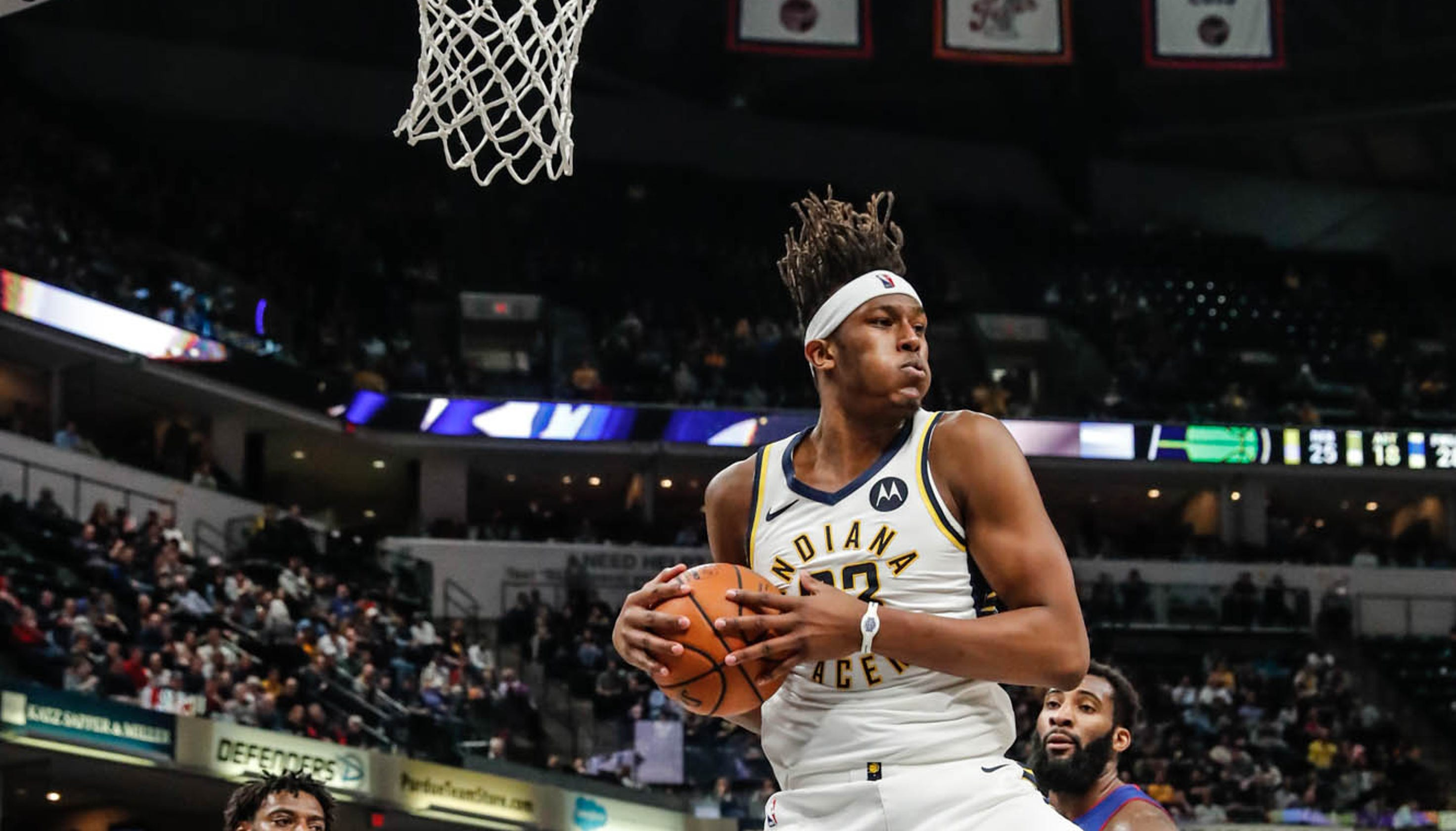 aa3ce1f6f45 Myles Turner is tougher this time   Now I m hitting back