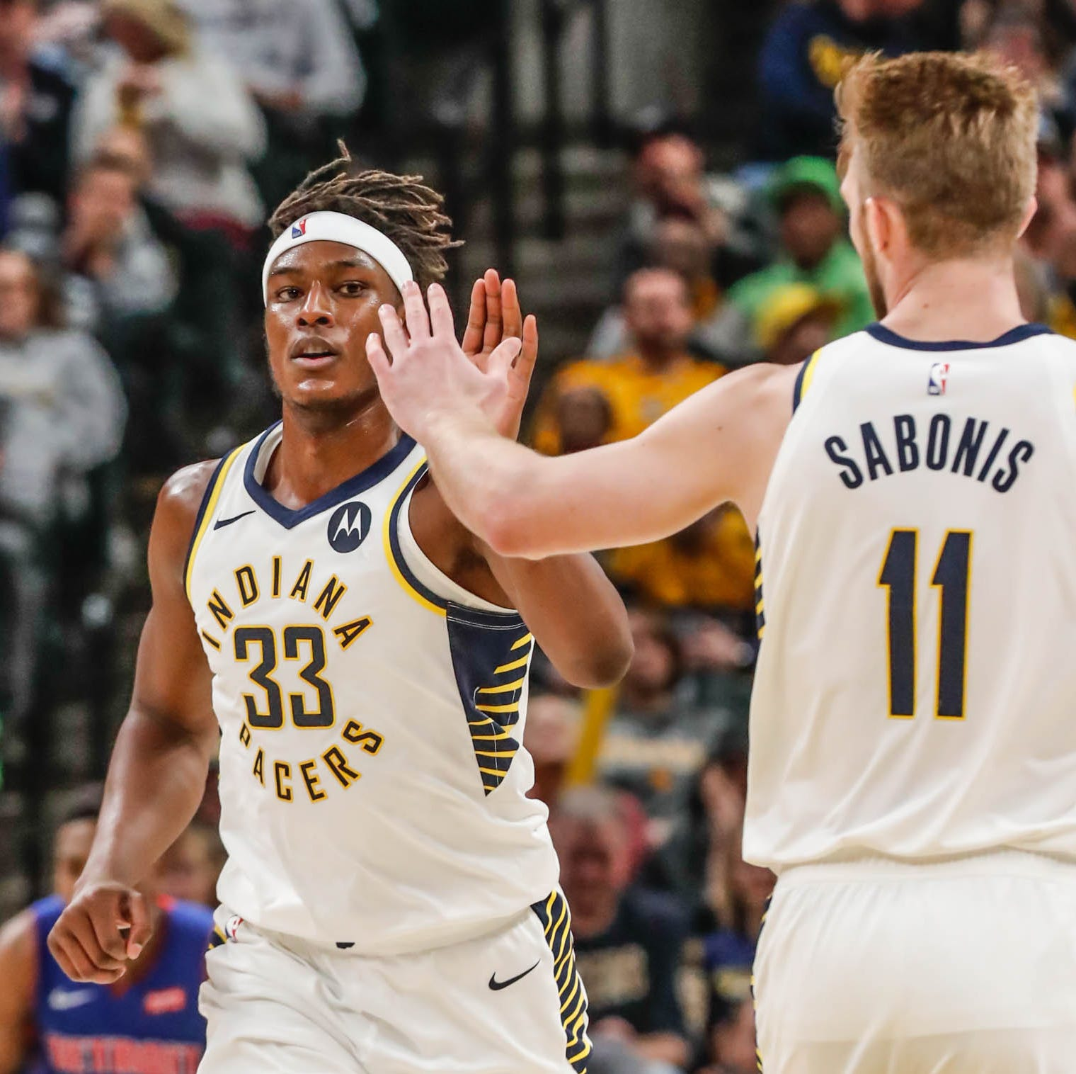 Pacers want recognition for Myles Turner leading the league's top scoring defense
