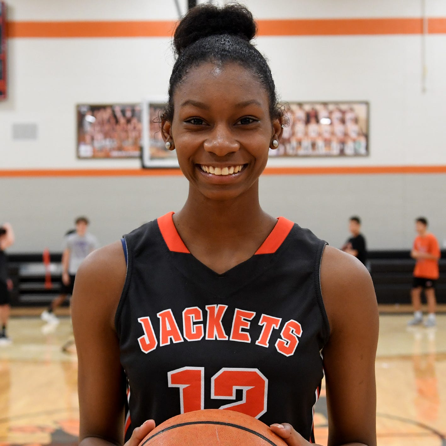 Greenfield's Chloe Moore-McNeil is 2019 All-West Tennessee girls basketball player of the year
