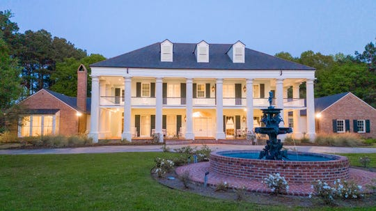 This 5 bedrooms, 6 bath home is located at 3549 Verot School Rd in Youngsville. it is listed at $4,999,000.