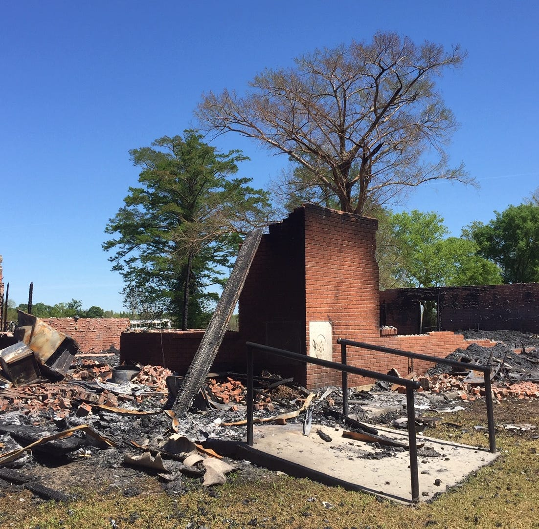 St. Landry Parish fires: 21-year-old Leonville man arrested in three church fires
