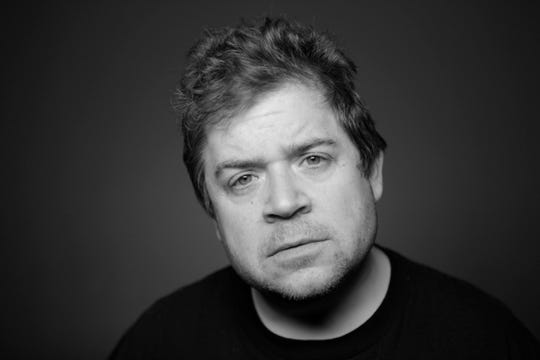 Patton Oswalt: Part of grieving is moving on