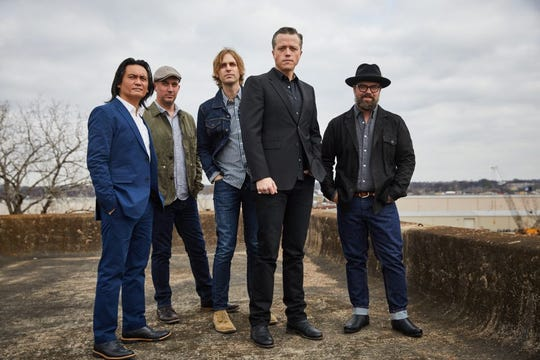 Jason Isbell and the 400 Unit appear at the Levitt Shell in September.