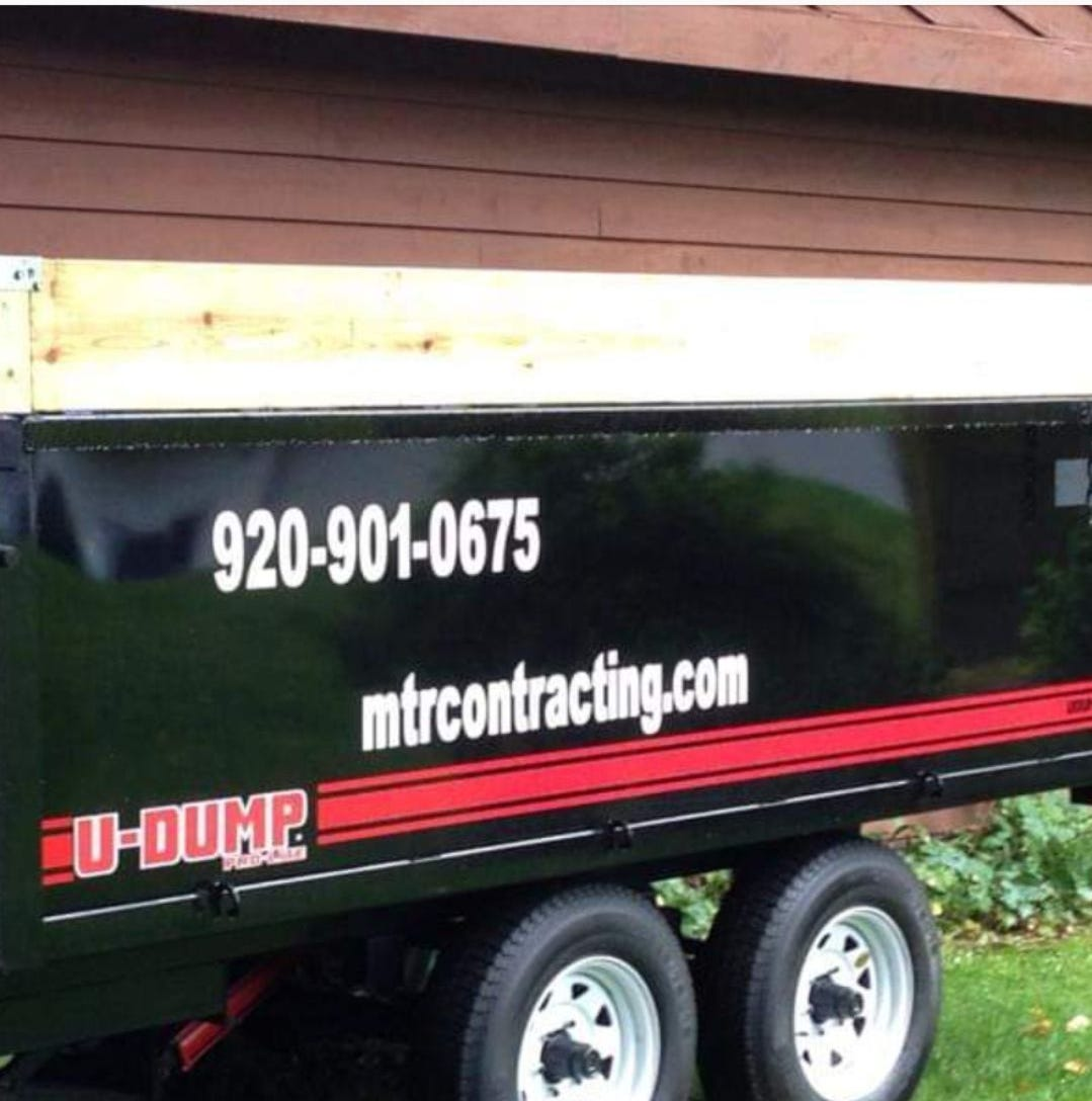 Manitowoc County sheriff offers cash reward for information about stolen trailer